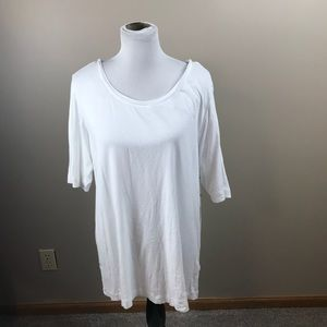 White Top Blouse by Caslon